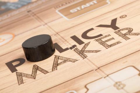 Policy Maker er et spil til politikere om politisk ledet innovation.