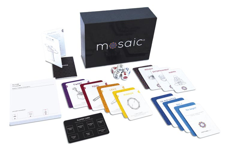 Mosaic® was developed for organizations of all types to build greater understanding of inclusive leadership.